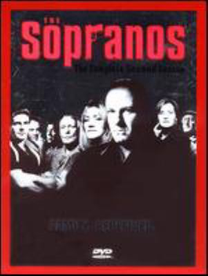 Cover image for The Sopranos. The complete second season [videorecording (DVD)]