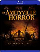 Cover image for The Amityville horror [videorecording (Blu-ray)]