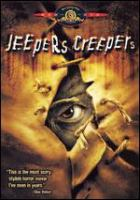 Cover image for Jeepers creepers [videorecording (DVD)]