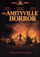 Cover image for The Amityville horror [videorecording (DVD)]