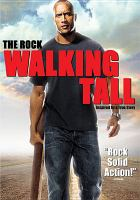 Cover image for Walking tall [videorecording (DVD)]