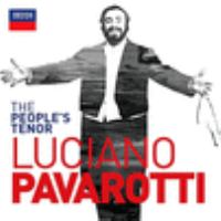 Cover image for The people's tenor [sound recording (CD)]