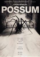 Cover image for Possum [videorecording (DVD)]