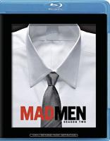 Cover image for Mad men. Season two [videorecording Blu-ray)]