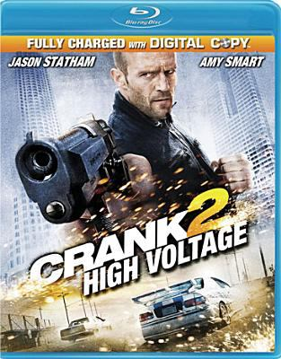 Cover image for Crank 2 [videorecording (Blu-ray)] : high voltage