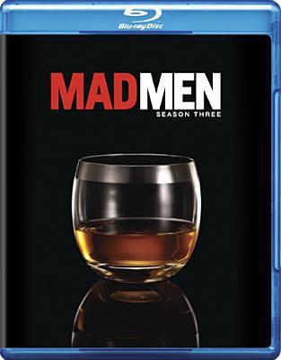 Cover image for Mad men. Season three [videorecording (Blu-ray)]