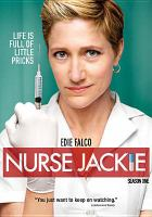 Cover image for Nurse Jackie. Season one [videorecording (DVD)]