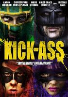 Cover image for Kick-ass [videorecording (DVD)]