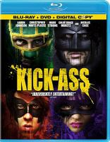 Cover image for Kick-Ass [videorecording (Blu-ray)]
