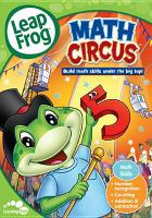 Cover image for Math circus [videorecording (DVD)]