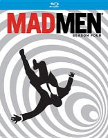 Cover image for Mad men. Season 4 [videorecording (Blu-ray)]