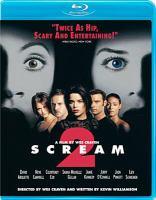 Cover image for Scream 2 [videorecording (Blu-ray)]