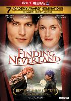 Cover image for Finding Neverland [videorecording (DVD)]