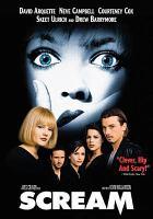 Cover image for Scream [videorecording (DVD)]