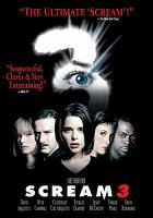 Cover image for Scream 3 [videorecording (DVD)]