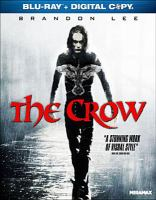 Cover image for The crow [videorecording (Blu-ray)]