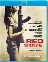 Cover image for Red state [videorecording (Blu-ray)]