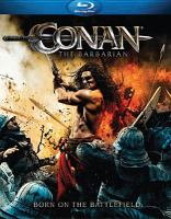 Cover image for Conan the barbarian [videorecording (Blu-ray)]