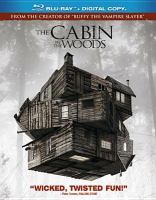 Cover image for The cabin in the woods [videorecording (Blu-ray)]