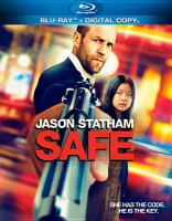Cover image for Safe [videorecording (Blu-ray)]