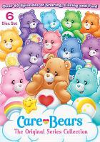 Cover image for Care bears [videorecording (DVD)] : the original series collection
