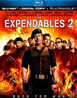 Cover image for The expendables 2 [videorecording (Blu-ray)]