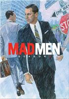 Cover image for Mad men. Season 6 [videorecording (DVD)]