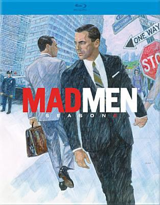 Cover image for Mad men. Season 6 [videorecording (Blu-ray)]