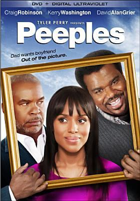 Cover image for Peeples [videorecording (DVD)]
