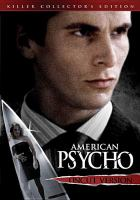 Cover image for American psycho [videorecording (DVD)]