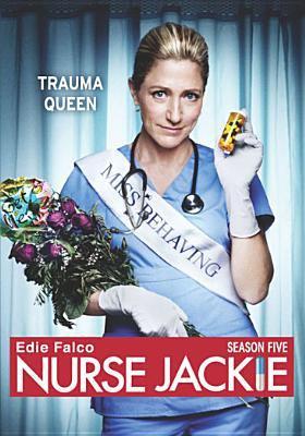 Cover image for Nurse Jackie. Season five  [videorecording (DVD)]