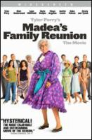 Cover image for Tyler Perry's Madea's family reunion [videorecording (DVD)] : the movie