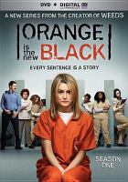 Cover image for Orange is the new black. Season one [videorecording (DVD)]