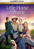Cover image for Little house on the prairie. Season three [videorecording (DVD)]