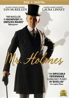 Cover image for Mr. Holmes [videorecording (DVD)]