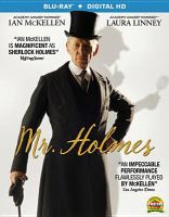 Cover image for Mr. Holmes [videorecording (Blu-ray)]