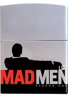 Cover image for Mad men. Season one [videorecording (DVD)]