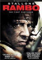 Cover image for Rambo [videorecording (DVD)]