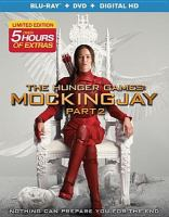 Cover image for The hunger games. Mockingjay, Part 2 [videorecording (Blu-ray)]