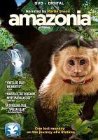 Cover image for Amazonia [videorecording (DVD)]