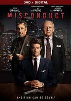 Cover image for Misconduct [videorecording (DVD)]