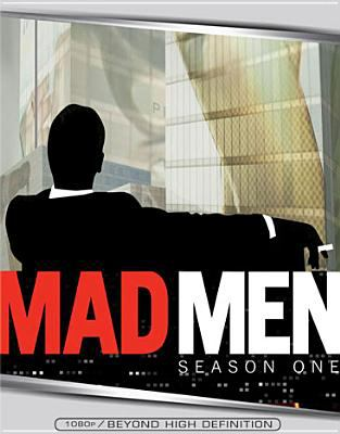 Cover image for Mad men. Season one [videorecording (Blu-ray)]