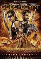 Cover image for Gods of Egypt [videorecording (DVD)]