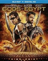 Cover image for Gods of Egypt [videorecording (Blu-ray)]