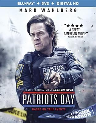 Cover image for Patriots Day [videorecording (Blu-ray)]