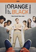 Cover image for Orange is the new black. Season four [videorecording (DVD)]