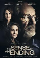 Cover image for The sense of an ending [videorecording (DVD)]