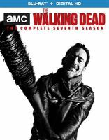 Cover image for The walking dead. The complete seventh season [videorecording (Blu-ray)]