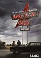Cover image for American gods. Season one [videorecording (DVD)]