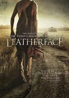 Cover image for Leatherface [videorecording (DVD)]